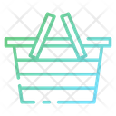 Picnic Basket Bascket Food Basket Icon