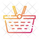 Picnic Basket Wicker Basket Icon