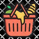 Picnic Basket Icon