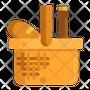 Picnic Basket Picnic Basket Icon