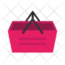 Picnic Basket Lunch Icon