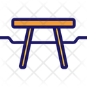 Tool Table Picnic Icon