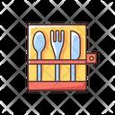 Picnic Cutlery Icon