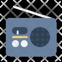 Picnic Radio Audio Icon
