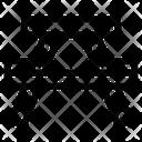 Picnic Table Icon
