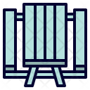 Picnic Table Camping Icon