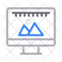 Picture Drawing Design Icon