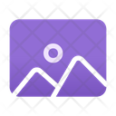 Picture Gallery Photo Icon