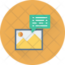 Picture Photo Chat Icon