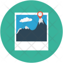 Image Picture Frame Icon