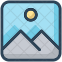 Education Picture Photography Icon