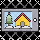 Mobile Picture Photo Icon