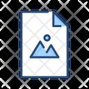 Picture Document Picture File File Icon