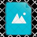 Picture File Image File File Icon