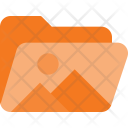 Folder Photo Image Icon