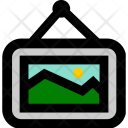 Picture Image Frame Icon