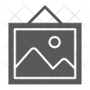 Picture Home Frame Icon