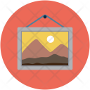 Picture Frame Gallery Icon