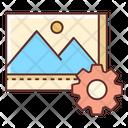 Picture Optimization Icon