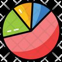 Pie Pie Chart Analysis Chart Icon