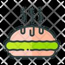 Pie Pastry Dessert Icon