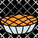 Pie Pumpkin Dessert Icon