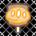 Pie Spatula Tasty Icon