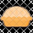 Pie Cake Bakery Icon