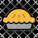 Pie Desert Apple Icon