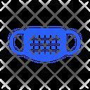Pie Mask Virus Icon