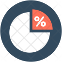 Pie Graph Chart Icon