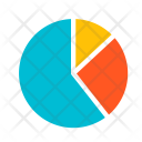 Pie Chart Report Icon