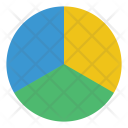 Pie Chart Statistic Icon