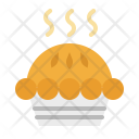 Pie Food Cooking Icon