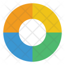 Pie Chart Business Icon