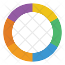 Pie Chart Report Icon