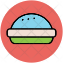 Pie Baked Food Icon