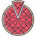 Pie Food Cafe Icon