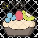Pie Pie Cake Dessert Icon