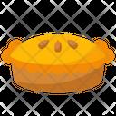 Apple Bakery Dessert Icon