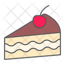 Piece Cake Slice Icon