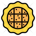 Pie Food Restaurante Icon