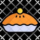 Dessert Sweet Pie Icon