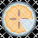 Pie Dessert Food Icon