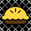 Pie Cake Dessert Sweet Icon