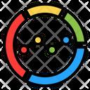 Pie Cart Analytics Statistics Icon