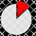 Circle Piece Chart Icon
