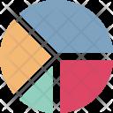 Pie Chart Graph Icon