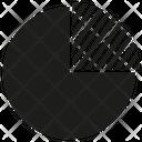 Pie Chart Market Market Share Icon