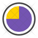 Pie Chart Chart Diagram Icon